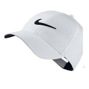 white womens nike hat